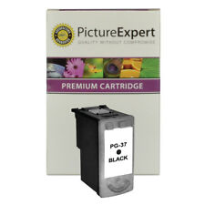 Remanufactured PG-37 Black Ink Cartridge PG37 PG 37 for Canon Printers