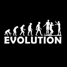 REFEREE EVOLUTION (Soccer Football Evolve Game Red Yellow Card Match) T-SHIRT