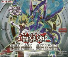 Yu-gi-oh Primal Origin Super/Ultra/Ultimate/Secret/Ghost RareTake Your Pick New