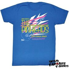 Back To The Future The Pinheads Officially Licensed Adult Shirt S-2Xl