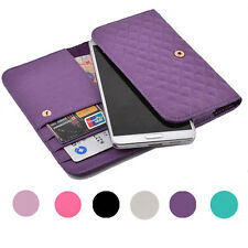 luxury Wallet Card Holder Full Cover Case For lenovo mobile phone