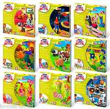 NEW FIMO KITS FOR KIDS FORM & PLAY POLYMER MODELLING OVEN BAKE CLAY