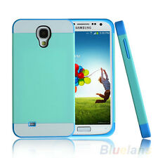For Samsung Galaxy S4 mini i9190 i9500 Green Color Phone Hard Case Cover Skin