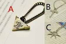 3style Yu Gi Oh cosplay necklace / pendant +chain free shipping