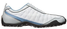 Ladies FootJoy Superlite Spikeless Golf Shoes White/Light Blue 98811 New Womens