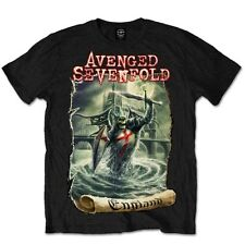 AVENGED SEVENFOLD England T-shirt (Black) Mens New 'Official'