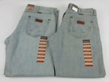 Men's NWT Wrangler Retro Mid Rise Boot Cut 2 Pair of Jeans WRT20BW Size 29 - 36
