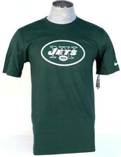 Nike NFL Team Apparel NY Jets Tomlinson 21 Green Short Sleeve Tee Shirt Mens NWT