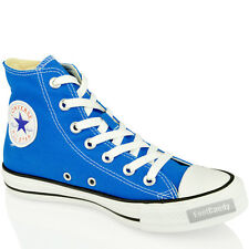 Converse Canvas Skate Sneakers Shoes All Star Chuck Taylor 139781 Blue Hi Size