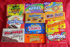 Movie Theater Candy Box Assorted -One box- Pick Your Favorite-Buy 4 Get 1 FREE!!