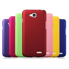 1xNew Snap On Rubberized hard case Cover for LG Optimus L90 D410