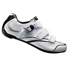Shimano R088 SPD SL Men's Road / Race / Racing Cycle / Cycling Shoes In White