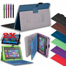 "For Microsoft Surface Pro / Pro 2 10.6"" Case Cover w/ Hand Strap + Accessories"