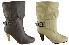 DONNA VELENTA TUCKER WOMENS/LADIES ANKLE BOOTS/SHOES/HEELS/FASHION ON EBAY AUS!