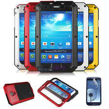 Newest  Case For GALAXY S4 Genuine Repper100% Waterproof Shockproof Dirtproof