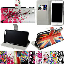Magnetic Flip Stand Card Pouch PU Leather Case Cover For Multiple Phone Models