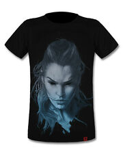 Sullen Clothing Red Label Femme Fatale Mens Black Grey Goth Tattoo Tee T Shirt