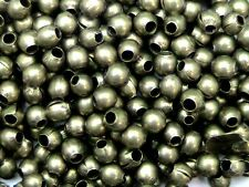 2mm Dainty Round Antique Bronze Spacer Beads Jewellery Findings Beading ML