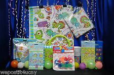 EEK Monsters Aliens Party Set # 12 Party Supplies Monsters Party Aliens Party