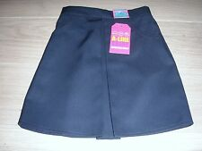 **BNWT** MARKS & SPENCER A-LINE SCHOOL SKIRT ~ AGES 5 or 6 ~ NAVY