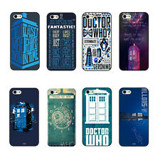 Mystic Doctor Who Tardis On Space Police Box Hard Case For iPhone4 4s 5 5s 5c