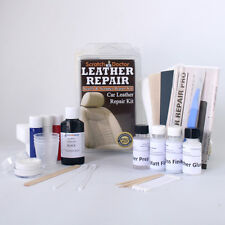 LEATHER Repair Kit for SAAB Car Interior. FIX Tear, Scratch, Scuffs & Holes