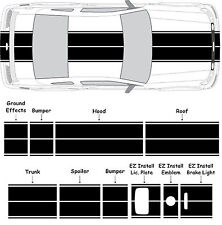 2005-09 Mustang Eleanor Rally Racing Stripes 2006 2007 2008 2009 3M Decals