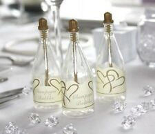 24 champagne bubbles  wedding table party decs silver ~purple ~gold and more