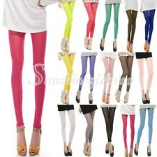 Hot Summer Sexy Ultrathin Mesh Sheer See-Through Cropped Legging Pants Tights