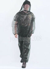 JUNGLE MAN TACTICAL CAMOUFLAGE OUTBACK MOSQUITO BODY SUIT CAMO IN SIZES-34241