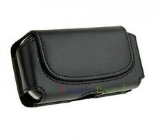 Black Belt Leather Skin Pouch Case Cover for ASUS Mobile Cell phones 2014 new