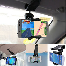 Universal Car Sun Visor Mount Holder Stand For Phone PDA GPS Camera Digital DVR