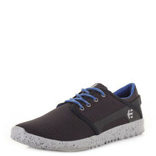 MENS ETNIES SCOUT NAVY GREY LIGHTWEIGHT FASHION RETRO RUNNING TRAINER SHOES SIZE