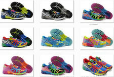 2014 New Lace Up 'Gel-Noosa Tri 9' Running Athletic Trainer Women's Shoes XD3
