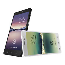 """Cubot GT88 3G Dual Core 5.5"""" QHD Smartphone Android 4.2 4GB 8.0 MP Camera 2 SIM"""