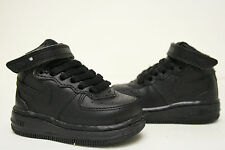 Nike Force 1 Mid (TD) 314197-003 Baby Shoes size 3, 4, 4.5, available