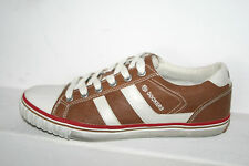 Dockers Shoes Trainers Low Shoes Trainers Sneakers Brown White
