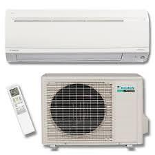 Daikin Air Conditioning Fitted / Air to Air Source Heat Pump - Great Price