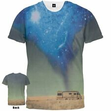 Breaking Bad RV Heisenberg New Mexico Desert  Sublimation T-Shirt