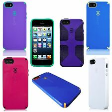 Authentic Genuine Speck CandyShell Hybrid Hard & Soft Cover Case for iPhone 5 5S