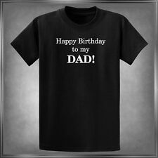 Happy Birthday To My (Pick Family Member) Childrens T-Shirt Sizes XS to XL Youth