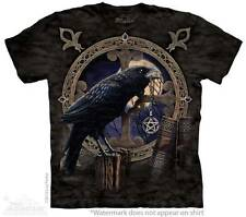 "RAVEN ""THE TALISMAN"" ADULT T-SHIRT THE MOUNTAIN ----IN STOCK!!"
