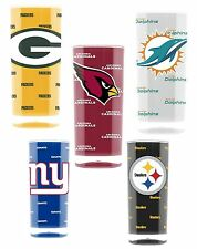 NFL Football Insulated Square Tumbler (16oz) Pick Team - New Design