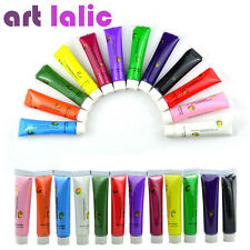3D Acrylic Nail Art Paint for UV Gel Acrylic Tips Drawing Painting 22ml Tube New