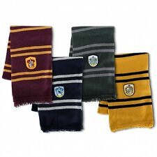 Harry Potter Scarf Gryffindor Lambs Wool Gifts Merchandise Costume Fancy Dress