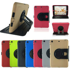 Hard TPU Rotating Inner PC Case with Front Stand Cover for iPad mini 5 5th Air