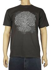 TREE OF LIFE T-SHIRT - Wicca Pagan Druid Celtic Yoga Hippie - S to 2XL