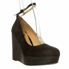 R2 by Report Larisa Wedge Sandal - Black