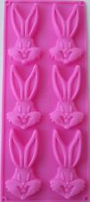 Forme DISNEY MICKEY MOUSE WINNIE THE POOH BUGS BUNNY stampo in silicone