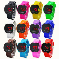 Boys Girls Students Stylish Fashion Xmas Gift Sports Digital LED Wrist Watches